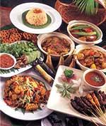 マレーシアでの食生活
